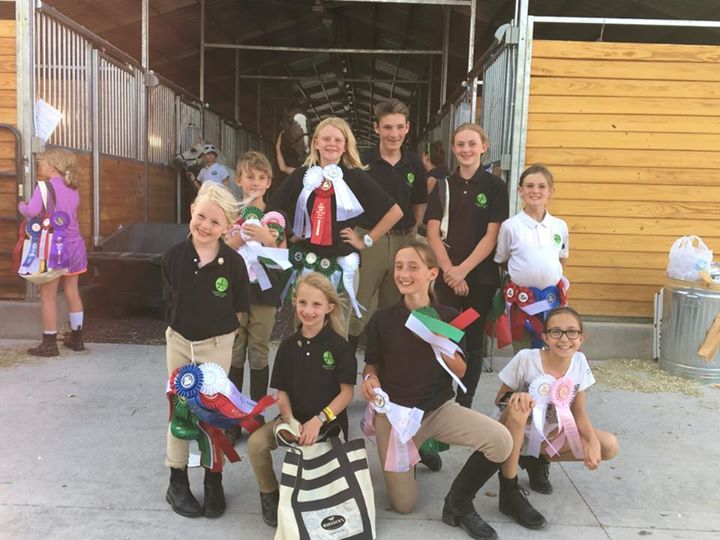 An amazing time at the pony club rally in Rifle this weekend!  Great job everyone!!