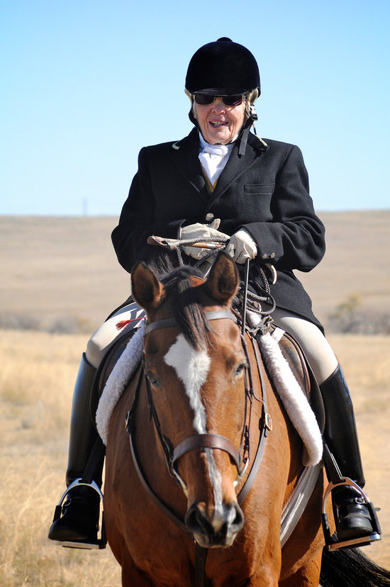 A wonderful tribute to one of the co-founders of the very first Pony Club in Colorado, Arapahoe Hunt member, and an official Pony Club Legend. Miss you Sylvia.